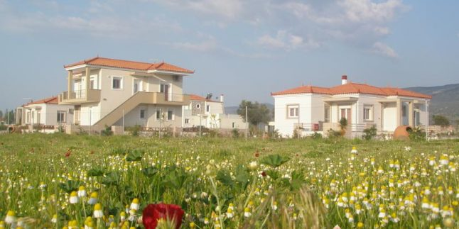 Midilli Aigialia Holiday Houses
