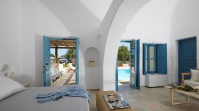 Santorini Black Rose Suites