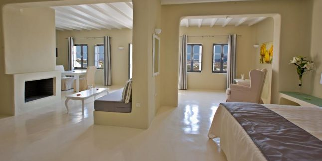 Santorini Carpe Diem Suites and Spa