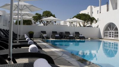 Santorini Philippion Boutique Hotel