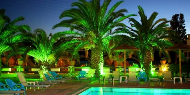 Samian Blue Seaside Hotel