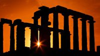 Atina Cape Sounion  Sunset Tur