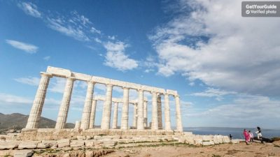 Atina'dan Poseidon ve Cape Sounion Tour Tapınağı Turu