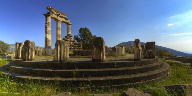 Delphi Tam Gün Athens Private Tour