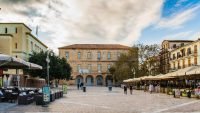 Nafplio City Walking Tour
