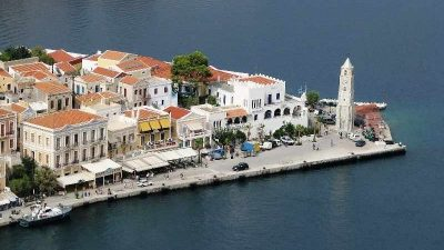 Rodos Symi Adası'na Guided Tour Tam Gün