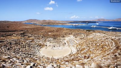 Mykonos: Delos Sunset Cruise