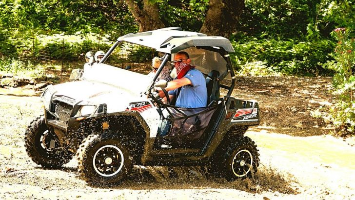 Resmo'dan: Yarım Gün Off-Road Polaris Buggy Safari